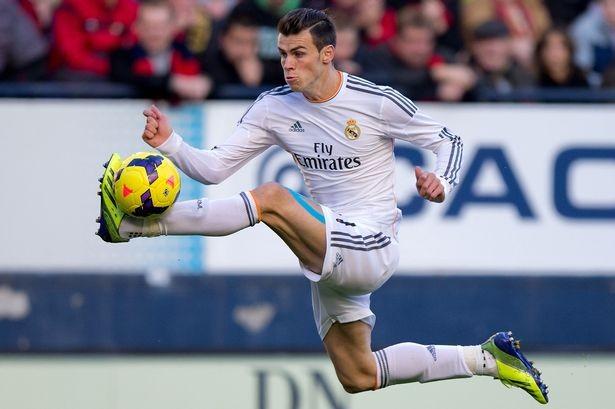 Gareth Bale: Tôi đã sẵn sàng cho El Clasico - ảnh 1