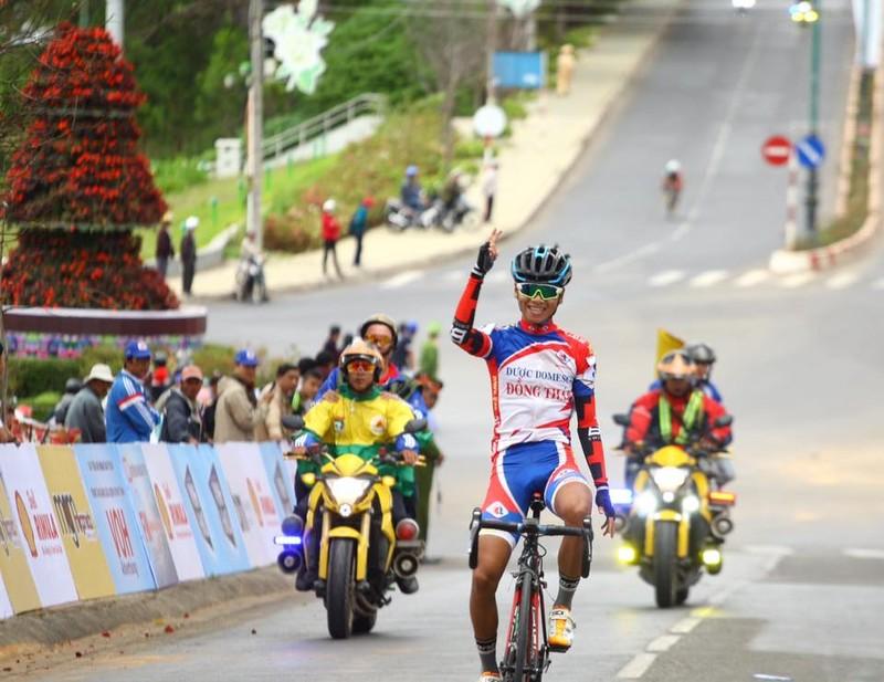 Lê Ngọc Sơn giành giải 'Vua leo núi' - ảnh 1