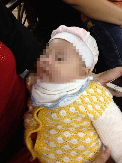 Vụ bắt cóc bé hai tháng tuổi: Thủ phạm bị tâm thần? - ảnh 1