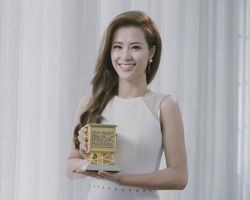 Đông Nhi được vinh danh là Nghệ sĩ châu Á xuất sắc nhất - ảnh 1