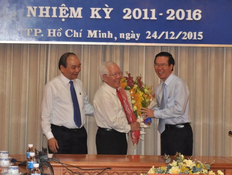 Phó Thủ tướng trao quyết định phê chuẩn nhân sự mới tại TP.HCM  - ảnh 2
