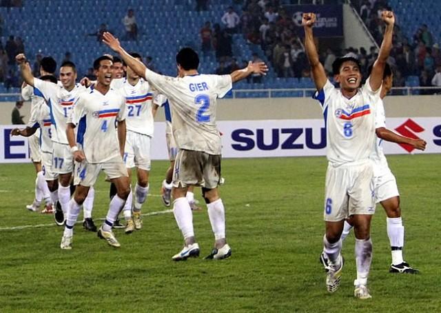 Philippines rút đăng cai AFF Cup 2016 - ảnh 1