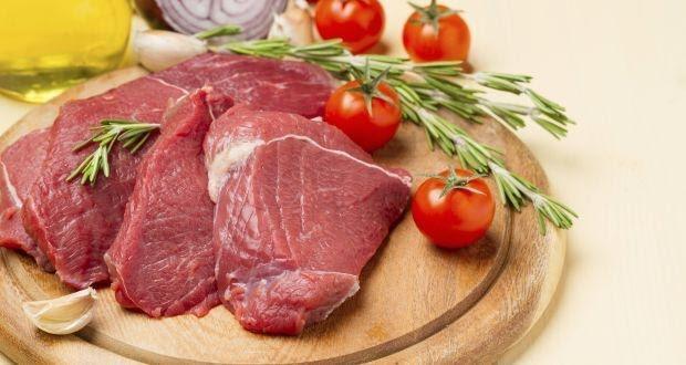 Ăn nhiều thịt đỏ khiến trẻ em gái dậy thì sớm - ảnh 1