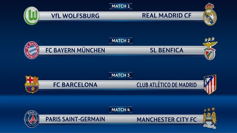 Kết quả bốc thăm tứ kết Champions League: Không có chung kết sớm - ảnh 2