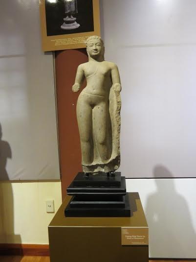 Chiêm ngưỡng nghệ thuật điêu khắc cổ Phật giáo và Hindu giáo  - ảnh 2