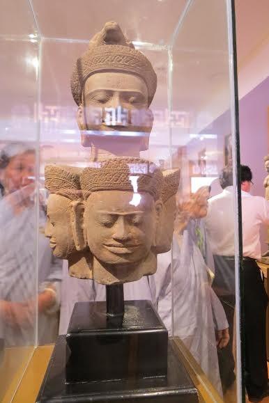 Chiêm ngưỡng nghệ thuật điêu khắc cổ Phật giáo và Hindu giáo  - ảnh 3
