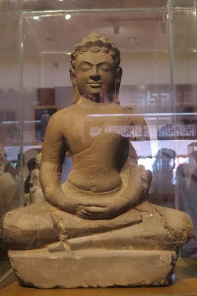 Chiêm ngưỡng nghệ thuật điêu khắc cổ Phật giáo và Hindu giáo  - ảnh 5