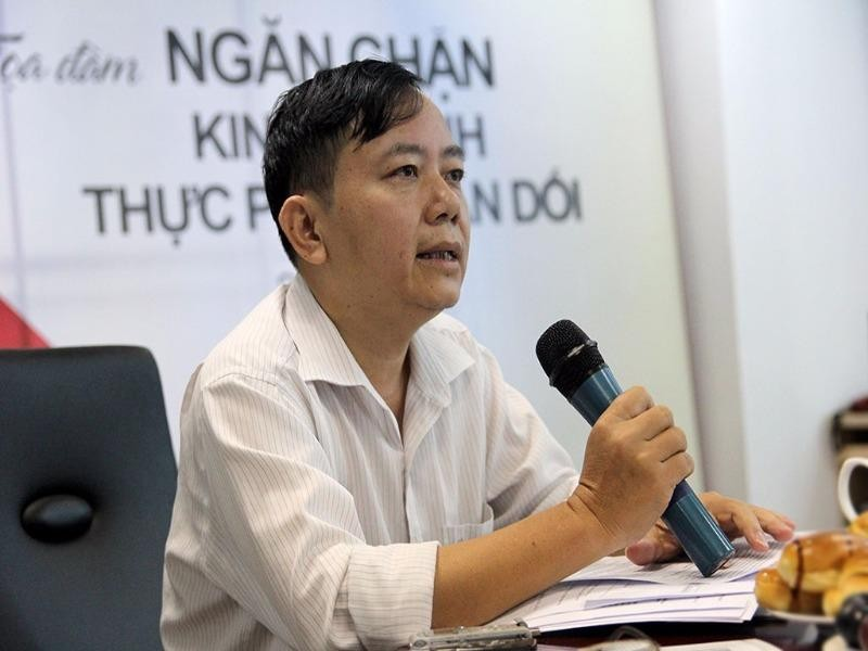 Ông Nguyễn Văn Bắc – Phó phòng quản lý thương mại Sở Công Thương TP.HCM