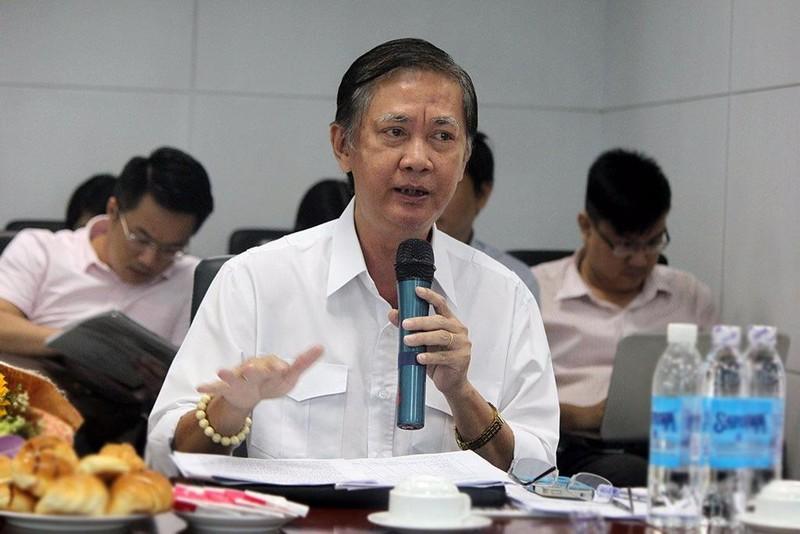 Ông Phan Xuân Thảo – Chi cục trưởng Chi cục Thú y TP.HCM