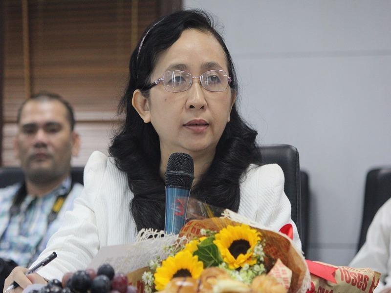 Bà Hồ Ngọc Hương