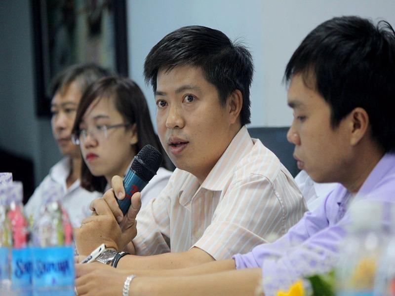 Ông Dương Kim Hà – Trưởng phòng kỹ thuật Chi cục Bảo vệ thực vật TP.HCM