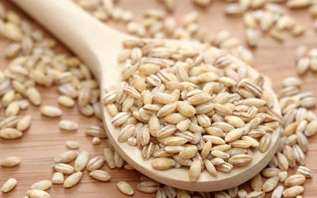 Lúa mạch là một trong những thực phẩm nhiều gluten