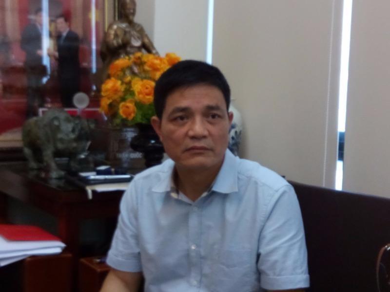 Ông Nguyễn Thanh Phong Cục trưởng Cục ATTP Bộ Y tế.
