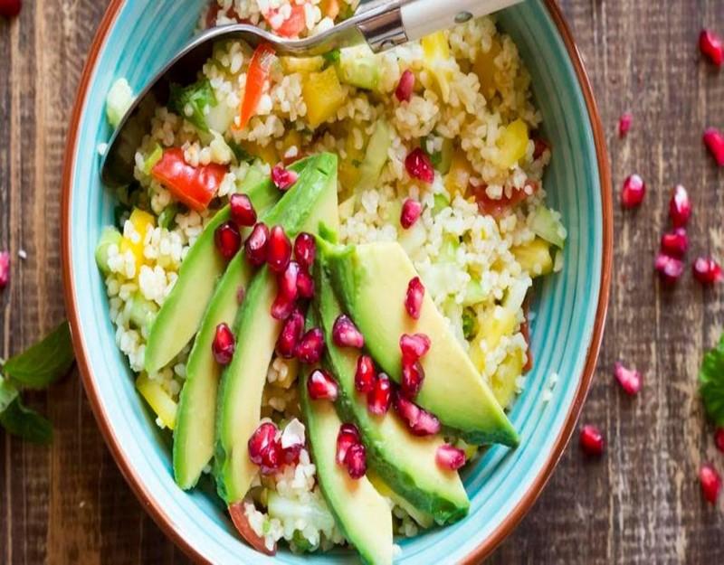 ăn rau mà không giảm cân