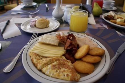 Phát thèm với những bữa sáng ngon tuyệt trên thế giới - ảnh 15