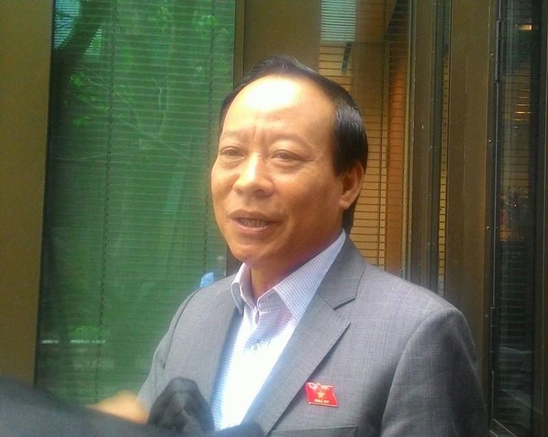 Thứ trưởng Bộ Công an Lê Quý Vương