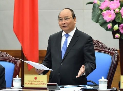 Thủ tướng nhắc việc không được về Hà Nội tặng quà tết - ảnh 1