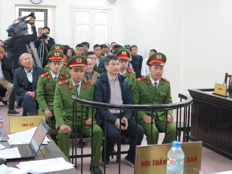 Bị cáo Giang Kim Đạt