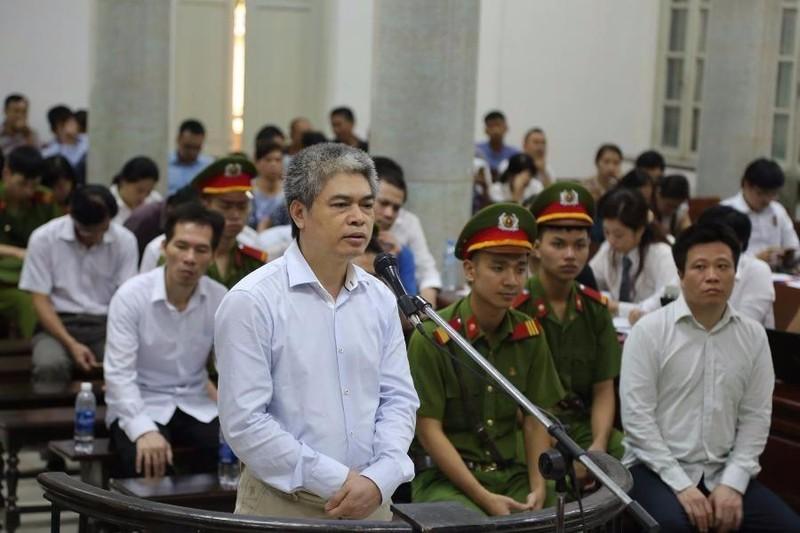Bị cáo Nguyễn Xuân Sơn