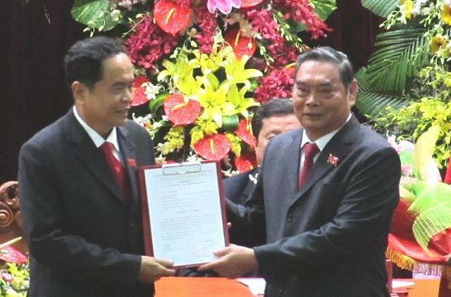 Ông Trần Thanh Mẫn thôi giữ chức Bí thư Thành ủy Cần Thơ - ảnh 1