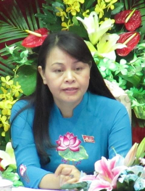 Ông Trần Văn Rón tái đắc cử bí thư Tỉnh ủy Vĩnh Long  - ảnh 5