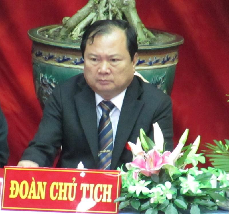 Ông Trần Văn Rón tái đắc cử bí thư Tỉnh ủy Vĩnh Long  - ảnh 3
