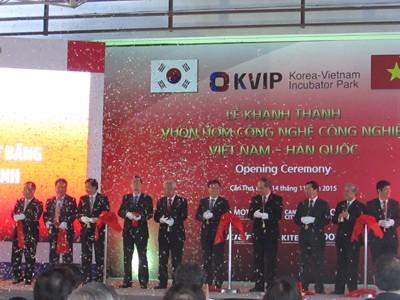 Bộ trưởng Hàn Quốc nói về ba điều ước cho Việt Nam - ảnh 1