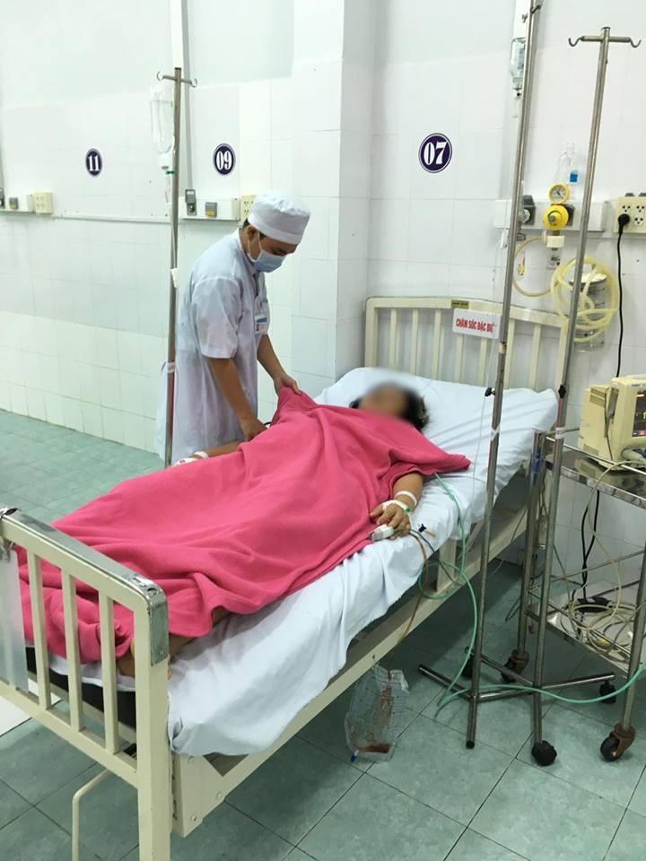 Cứu sống một người mất máu nặng do xuất huyết vết mổ lấy thai - ảnh 1