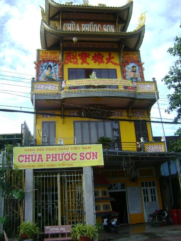 Sóc Trăng: Một tháng có ba trẻ bị bỏ rơi ở chùa Phước Sơn - ảnh 1