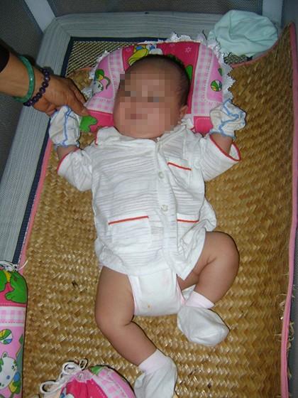 Sóc Trăng: Một tháng có ba trẻ bị bỏ rơi ở chùa Phước Sơn - ảnh 3