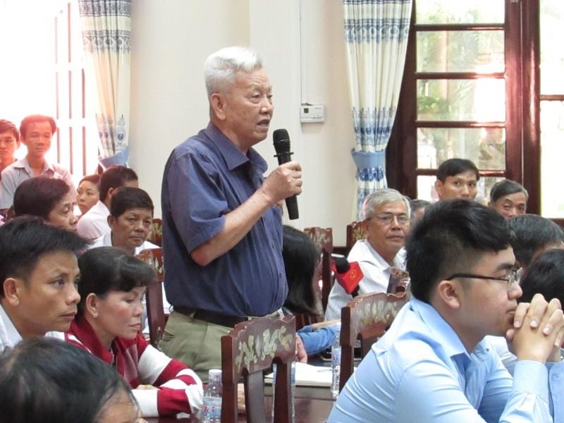 Chủ tịch Quốc hội nói về trường hợp ông Võ Kim Cự - ảnh 1