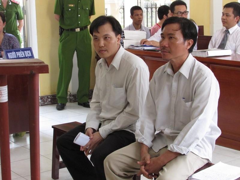 Tòa phúc thẩm bác kháng cáo kêu oan của 2 bị cáo  - ảnh 1