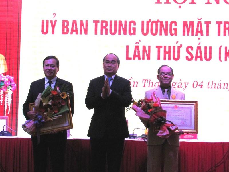 Tổng Bí thư: MTTQ VN cần tích cực chống tham nhũng - ảnh 3