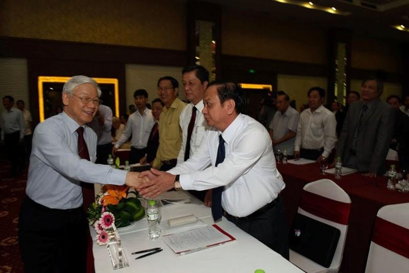 Tổng Bí thư: MTTQ VN cần tích cực chống tham nhũng - ảnh 2