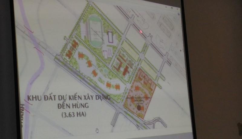 Cần Thơ sắp xây Đền Hùng - ảnh 2