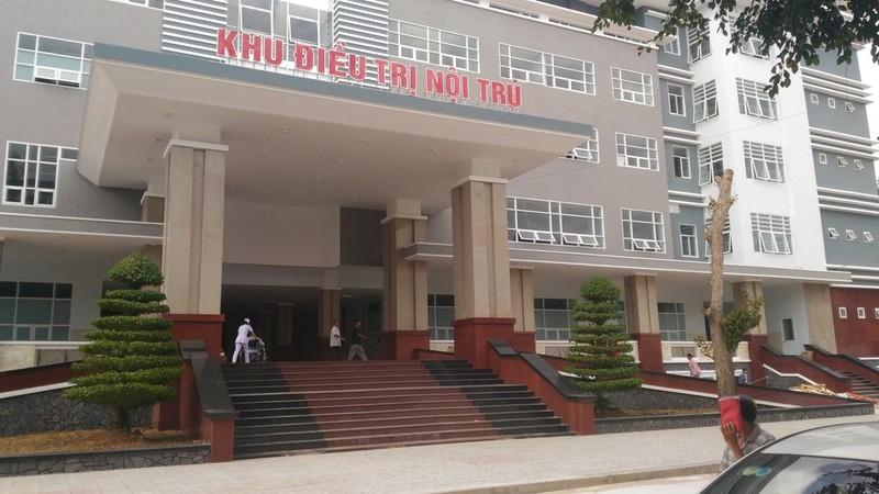 Bệnh viện Quân y 121 sẽ có khu nội trú 600 giường
