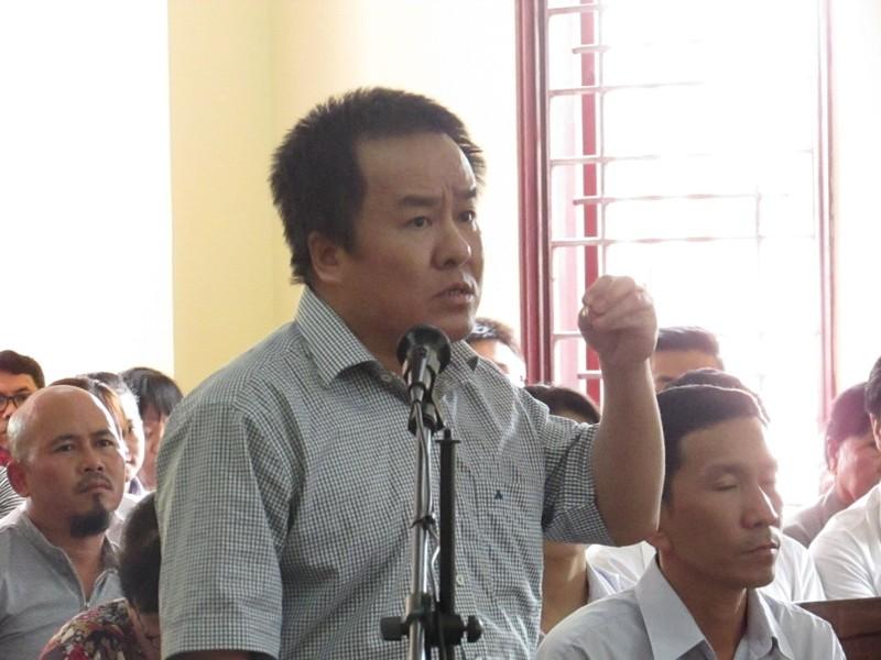 Bị cáo Tòng 'Thiên Mã': 'Nói chung là có gian dối' - ảnh 3