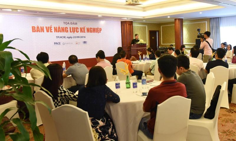 Doanh nhân Việt cô độc tìm người kế nghiệp - ảnh 1