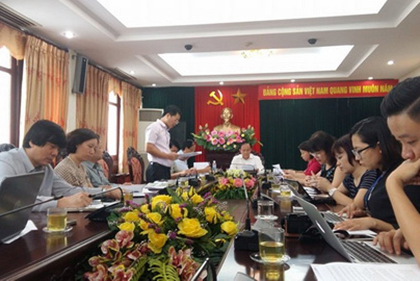 Họp báo thông tin về kỳ họp 2, HĐND TP Hà Nội khoá XV dự kiến diễn ra đầu tháng 8-2016