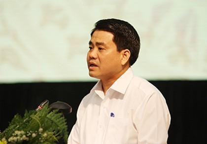 Chủ tịch Hà Nội lý giải vì sao chậm 'cắt ngọn' cao ốc 8B Lê Trực - ảnh 1