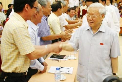Tổng Bí thư: Sẽ xem xét trách nhiệm cá nhân, tập thể để xảy ra vụ Formosa - ảnh 1