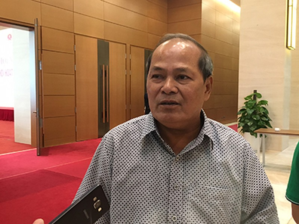 ĐBQH Ngô Văn Minh: 'Mình Trịnh Xuân Thanh không thể làm được việc tày trời' - ảnh 1