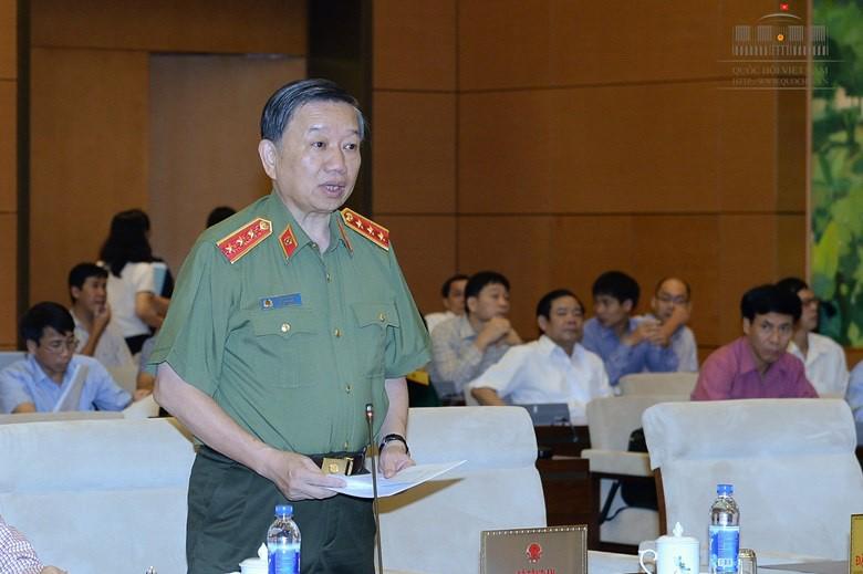Bộ trưởng Tô Lâm: Cạnh tranh không lành mạnh phải xử lý - ảnh 1