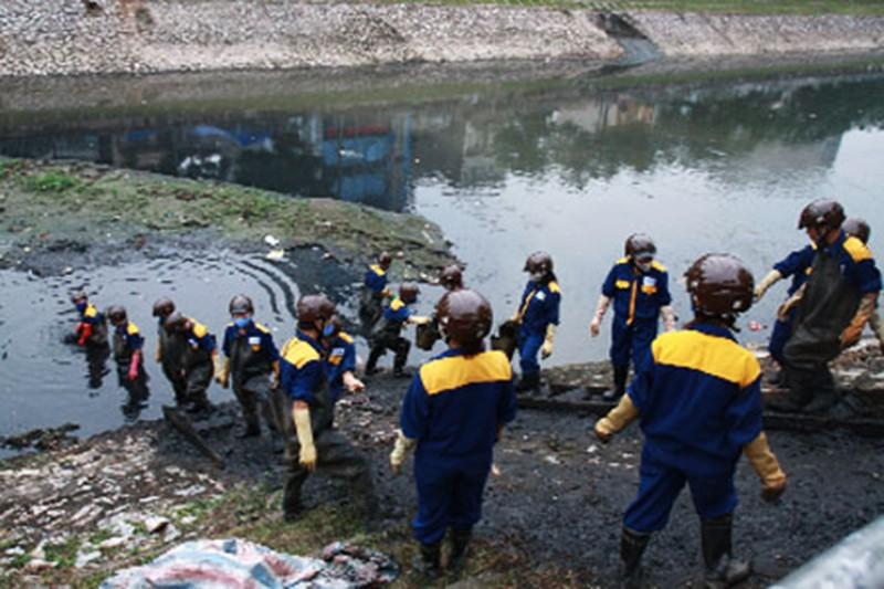 'Sông Tô Lịch không cải tạo, tác hại rất kinh khủng' - ảnh 1