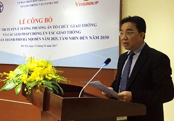 Hà Nội treo giải 300.000 USD ý tưởng chống ùn tắc - ảnh 2