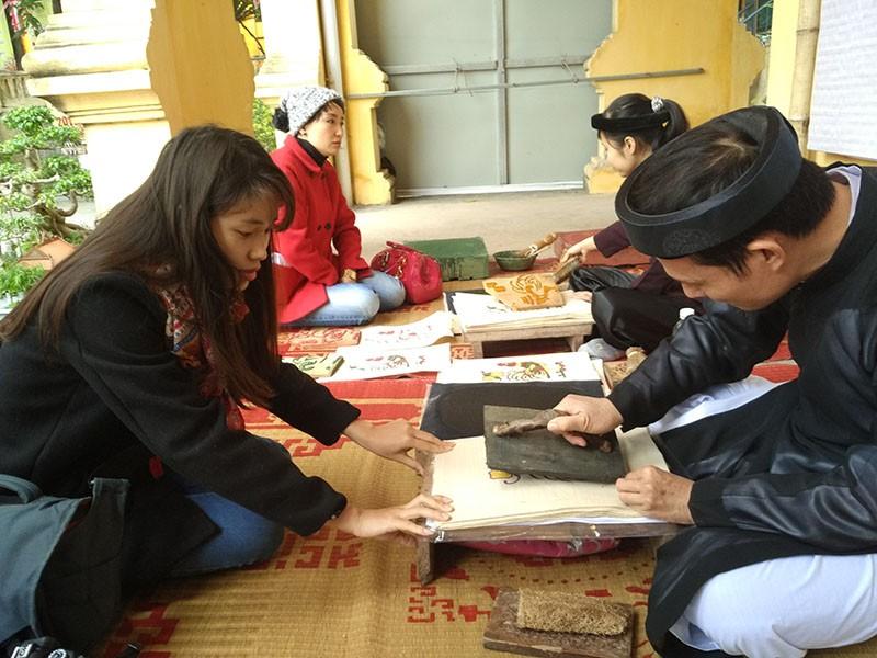 Mở hố khai quật khu Hoàng Thành cho dân thăm quan - ảnh 2