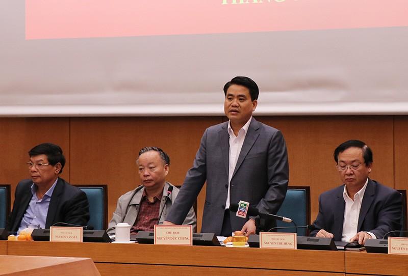 Ông Nguyễn Đức Chung: Có nhân viên vỗ ngực xưng quản lý - ảnh 1