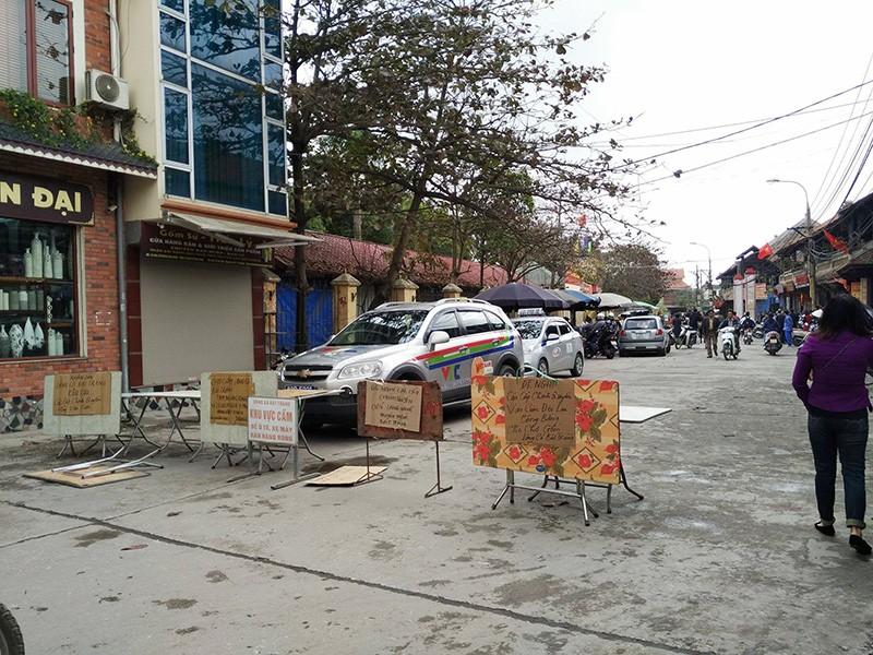 Chính quyền tổ chức họp kín vụ đóng cửa chợ Bát Tràng - ảnh 3
