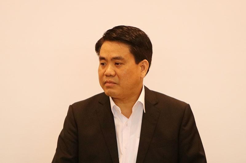 Ông Nguyễn Đức Chung chỉ cái sai vụ cấp giấy chứng tử - ảnh 1