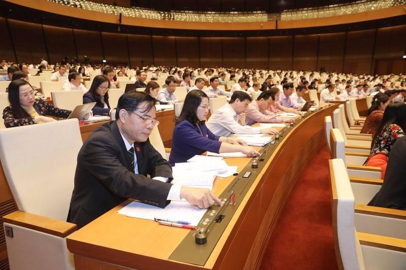Quốc hội bấm nút, chính thức cho TP.HCM cơ chế đặc thù - ảnh 1